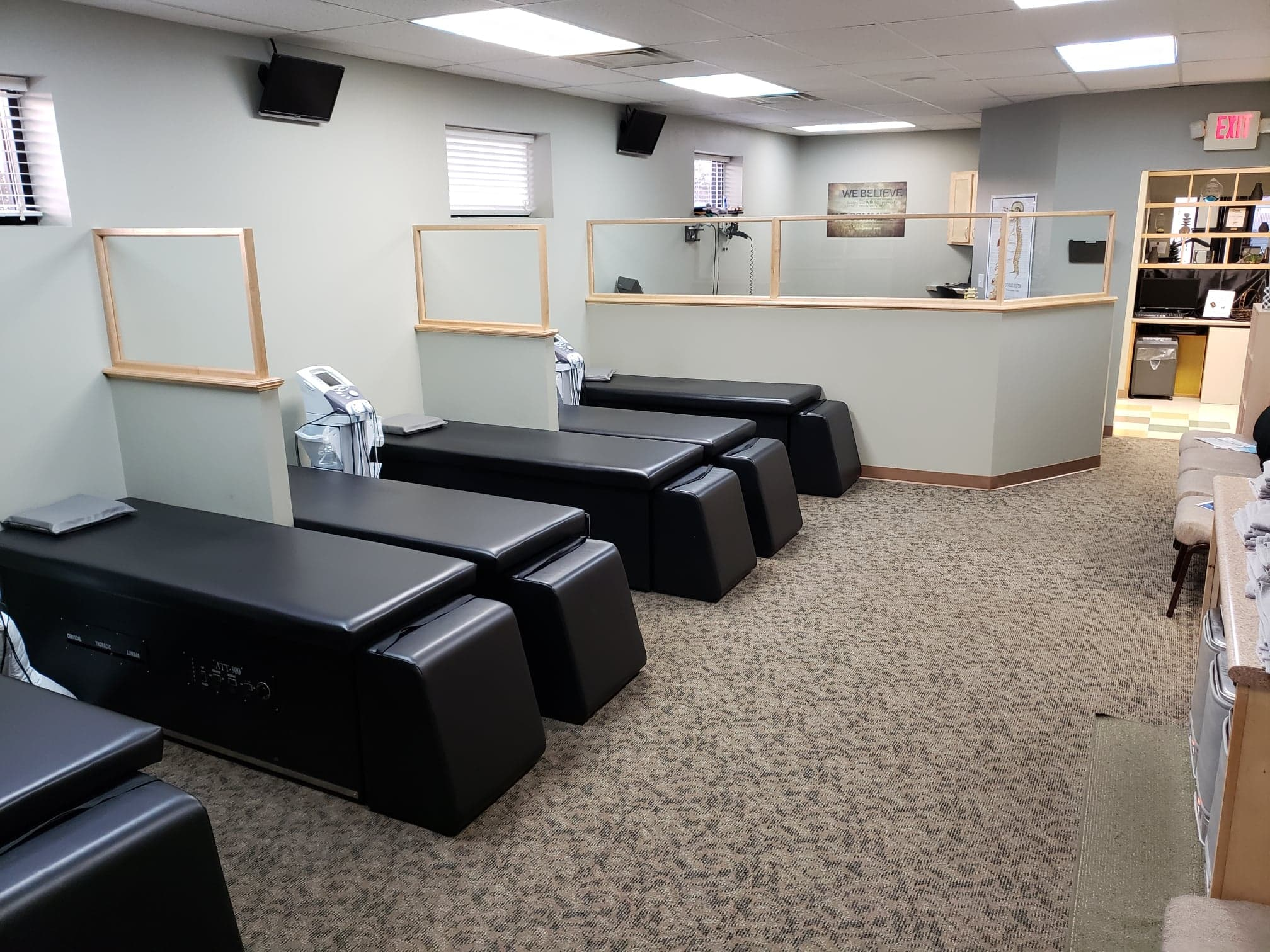 The office of Oxford Ohio chiropractic clinic Oxford Health & Wellness Center a 45056 chiropractic